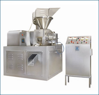 Dry Granulation Process- Roll Compactor