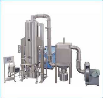 Fluid Bed Granulation/Processor