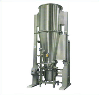 Fluid Bed Equipment- Processor, Granulator, Pallet Coater & Dryer