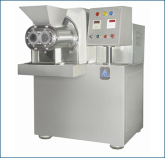 Double Screw Axial Extruder